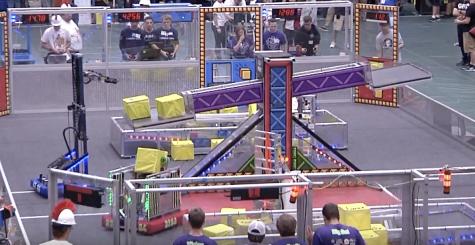 Lindenwood hosts Gateway Robotics competition