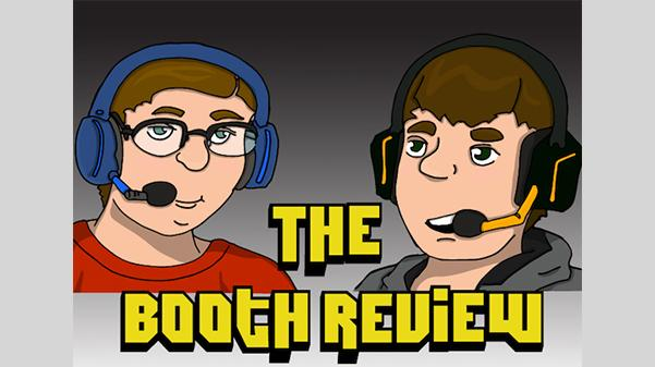 The Booth Review is an unscripted banter about the latest going on in professional sports, hosted by Dominic Hoscher and Jack Leach.