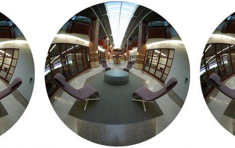 360 degrees of the Spellmann Center renovations