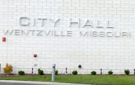 The Wenzville mayor hopes that his new ordinance, if passed, will help to keep children safe.  Photo by Megan Courtney