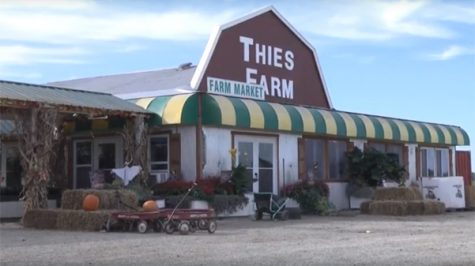 Thies Farm and Market during October 2018.
