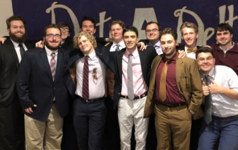 Delta Tau Delta hosted their fifth annual Date-A-Delt on Thursday. <br> Photo provided by Austin Danback