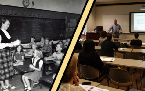 Lindenwood Then and Now: Education school to celebrate 100 years