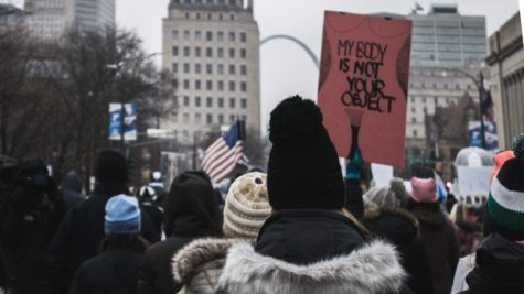 St. Louisans march for gender equality at third annual Women's March