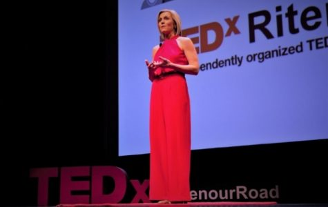 "TEDxRitenourRoad encourages people to ""Speak Up"""