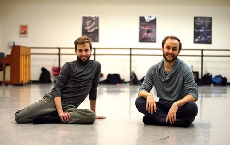 Video: Dance program brings in guest choreographers