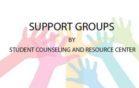 The Student Counseling and Resource Center has several new support groups available to students. <br> Graphic by Lindsey Fiala
