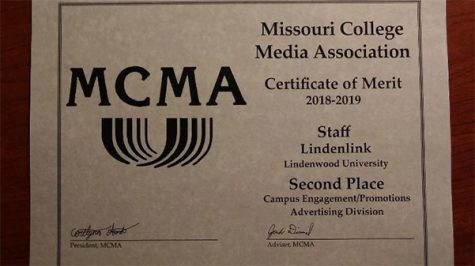 Legacy, Lindenlink win 16 awards at Missouri College Media Association conference