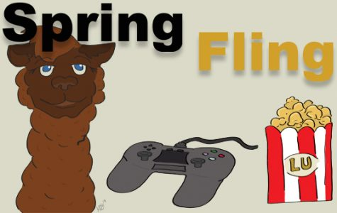 CAB's Spring Fling week has different, fun and free events each day this week.