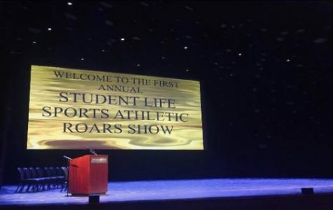 Roar Show awards top student life athletes