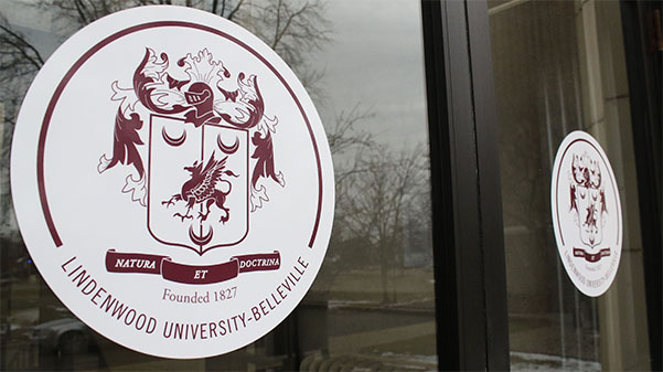 After 2020, all undergraduate programs on the Belleville campus were consolidated to the St. Charles campus.  <br> Photo by Kayla Drake in 2019.