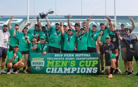 Men's rugby wins back-to-back national championships, makes history