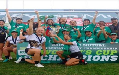 Women's rugby makes history claiming a triple crown, again