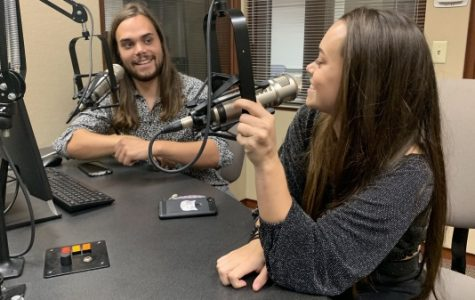 KCLC Artists: Sibling rock duo come to the station