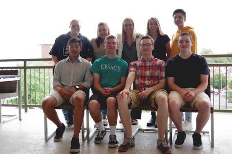 Lindenlink staff wins 16 awards from Missouri College Media Association
