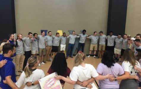 Fraternity Life expands involvement with over thirty new members