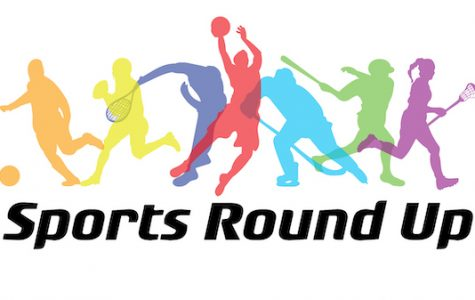 Weekly Sports Round Up