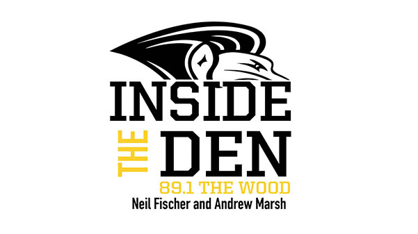 Inside the Den is a complete recap of Lindenwood sports and interviews athletes weekly.  Graphic from Neil Fischer