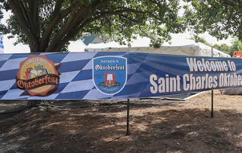 St. Charles Oktoberfest is this weekend Sept. 27-29.