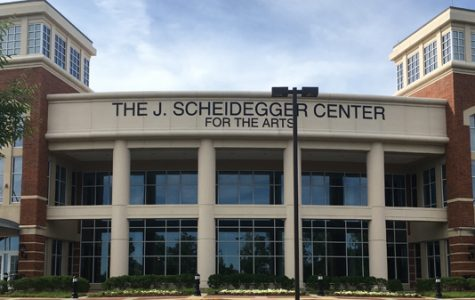 The J. Scheidegger Center for the Arts. <br>Photo by Jon Holden