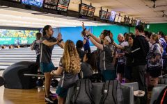 Bowling holds sexual assault & domestic violence awareness fundraiser during Lions Classic