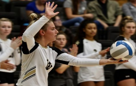 Women's volleyball falls 1-4 in conference
