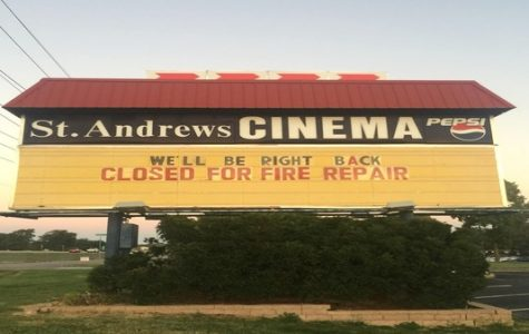 St. Andrews Cinema closed after small fire