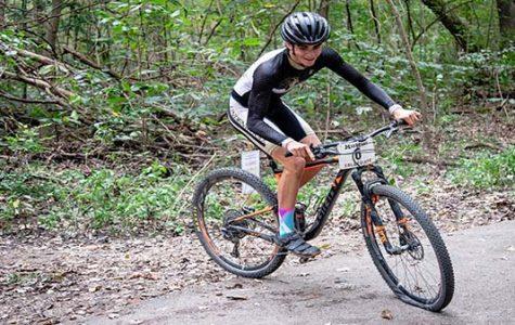 Lindenwood sweeps podium at Open Mountain Bike Challenge