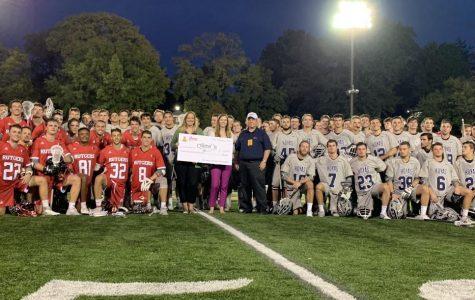 Lindenwood lacrosse helps fundraise $15K for Children's Hospital