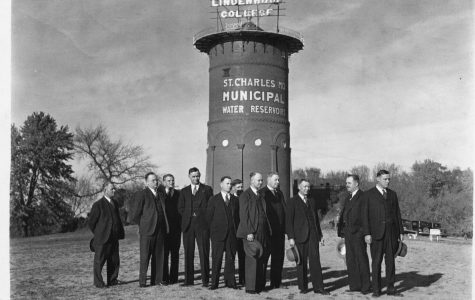 The history of Lindenwood's aging water tower