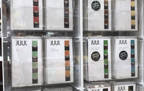 Francis Howell School District, in St. Charles county, is suing JUUL Labs for affecting their funds to discipline and help students with nicotine addictions. <br> Photo provided by Cindy Ormsby