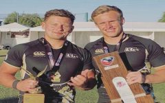 Two Lindenwood rugby players accept offers to play on the same professional team