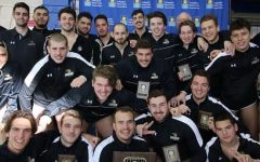 Men's water polo wins back-to-back national championships