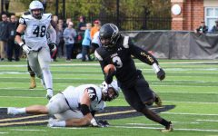 Lions defeat nationally ranked University of Indianapolis 34-27