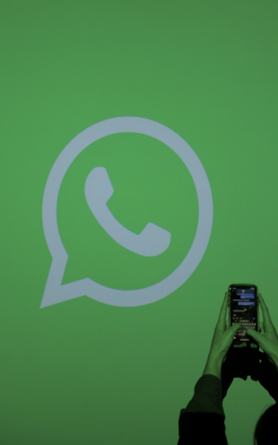 Whatsapp is a popular free messaging app, but has also been used to spread political disinformation through groups.