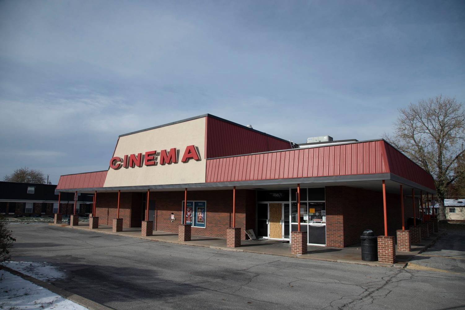 St. Andrews Cinema has been closed since a fire accident occurred in October.