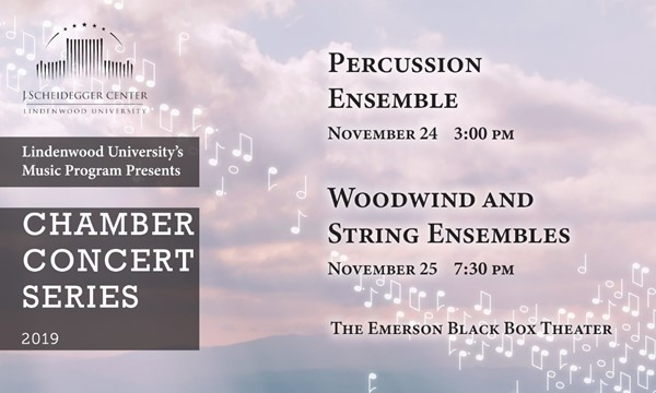 Lindenwood's Music Program brings chamber music to the foreground