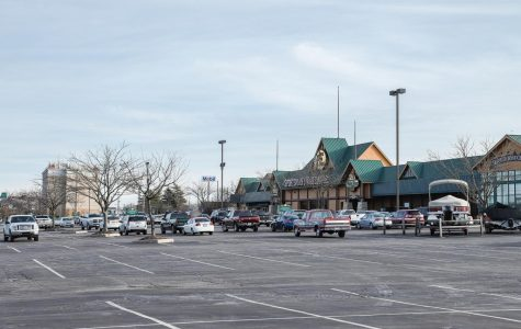 The parking lot at Bass Pro Shops on Boone's Lick Road may be a place where Main Street visitors will be able to park and take a shuttle to downtown St. Charles if lots are full.