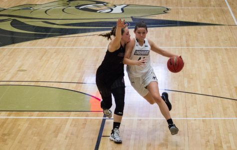 Women's basketball prevails over Bellarmine at home