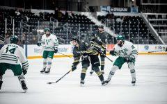 Lindenwood men's hockey splits weekend series with Ohio