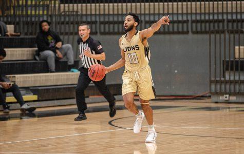 Men's basketball heading into final eight games of season
