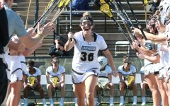 Six MBA students playing their fifth and final season of LU women's lacrosse