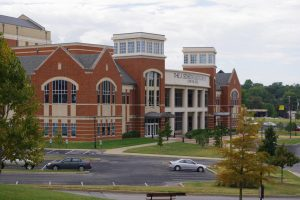 Provost search narrowed down to 3 candidates