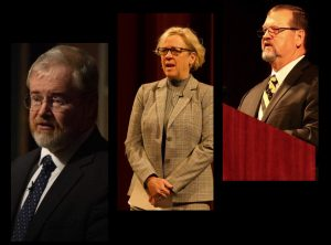 UPDATE: Candidates' presentations for provost come to an end