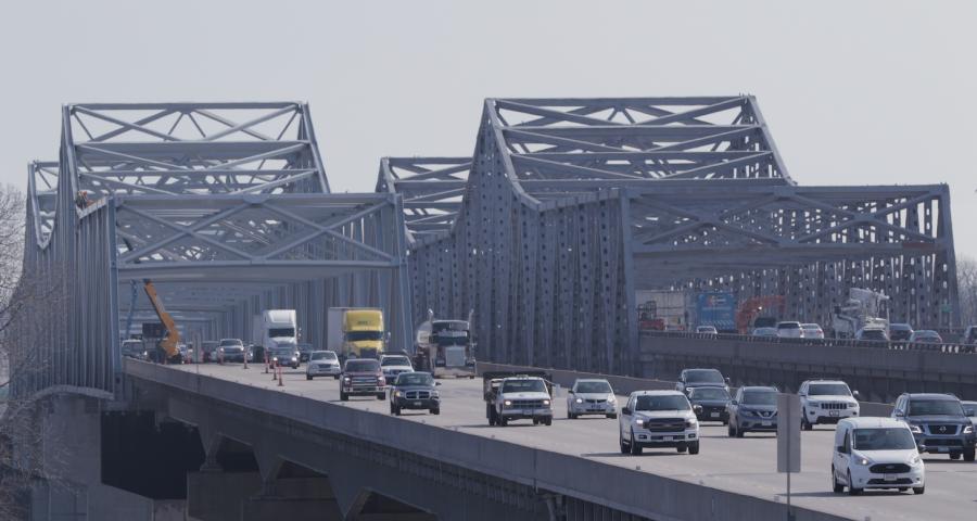 The+%2433+million+rehabilitation+project+of+the+Blanchette+Bridge+began+on+Monday.+