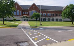 The Hyland Arena.  Lindenwood will switch to online classes until March 30 because of the Coronavirus.  <br> Stock photo by Kat Owens.
