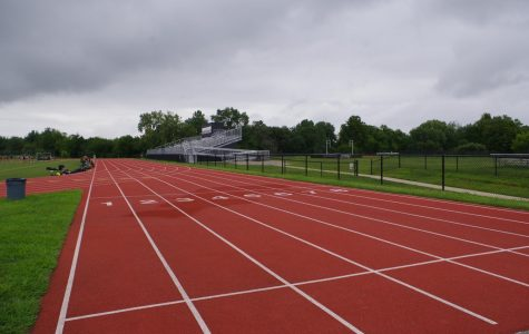 The outdoor track on Lindenwood's campus.  <br> File Photo by Kat Owens