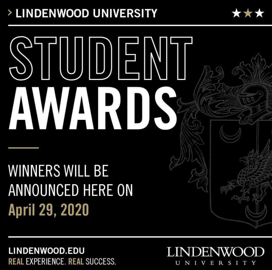 Graphic from Lindenwood University's instagram.