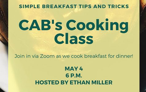 Virtual cooking class to take place of Late Night Breakfast