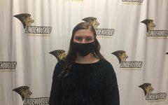 Kennedy Mann, a freshman at Lindenwood.